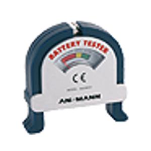 Ansmann Prüfgerät für Alkaline, NiCd, NiMH Batterien