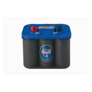 Optima Bluetop Starterbatterie SLI 4.2 - 12V, 50Ah