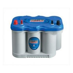 Optima Bluetop Deep-Cycle-Batterie DC 5.0 - 12V, 66Ah