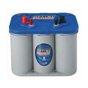 Optima Bluetop Deep-Cycle-Batterie DC 4.2 - 12V, 55Ah
