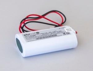 ELUBAT LiFePO4 Notbeleuchtung Akku 3.2V / 3Ah Ref:275810