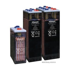 GNB Exide Classic 2 OPZS 100 LA - 2V 128Ah (c10) Batterie
