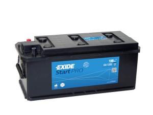Exide StartPRO EG1355 Batterie - 12V 135Ah