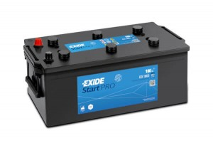 Exide StartPRO EG1803 Batterie - 12V 180Ah