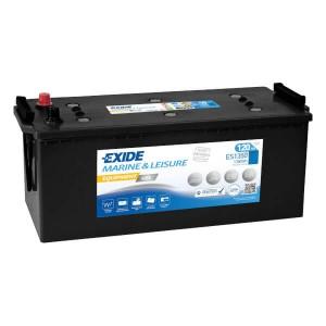 Exide Equipment Gel ES1350 Batterie - 12V 120Ah