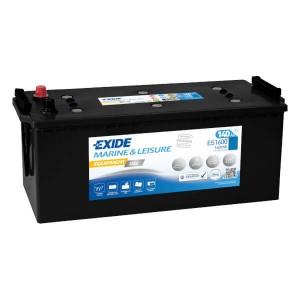 Exide Equipment Gel ES1600 Batterie - 12V 140Ah