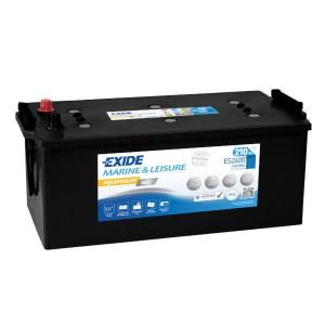 Exide Equipment Gel ES2400 Batterie - 12V 210Ah
