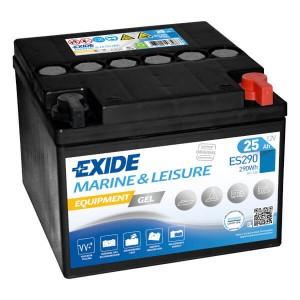 Exide Equipment Gel ES290 Batterie - 12V 25Ah