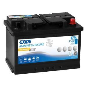 Exide Equipment Gel ES650 Batterie - 12V 60Ah