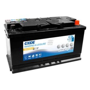 Exide Equipment Gel ES900 Batterie - 12V 80Ah