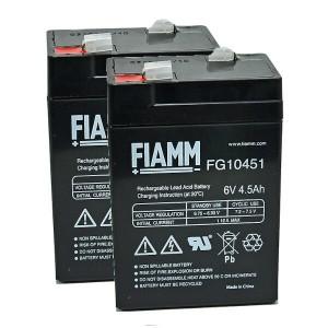 Batteriesatz für APC RBC1 (Fiamm)