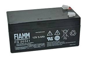Fiamm FG20341 12V 3,4Ah Blei-Akku / AGM Batterie