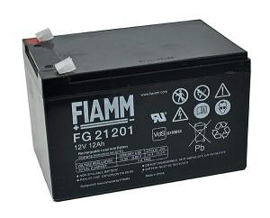 Fiamm FG21201 12V 12Ah Blei-Akku / AGM Batterie