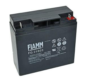 Fiamm FG21803 12V 18Ah Blei-Akku / AGM Batterie