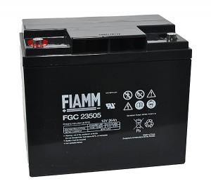 Fiamm FGC23505 12V 35Ah Blei-Akku / AGM Batterie Zyklenfest