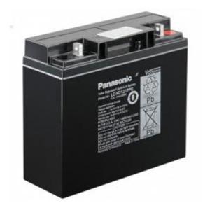 Panasonic LC-XD1217PG 12V 17Ah Blei-Akku / AGM Batterie mit VdS-Zulassung