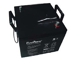 FirstPower LFP12110 12V 110Ah Blei-Akku / AGM Batterie