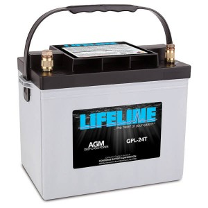 Lifeline GPL-24T Deep Cycle Batterie - 12V 80Ah