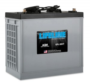 Lifeline GPL-31HT Deep Cycle Batterie - 12V 150Ah