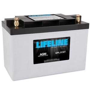 Lifeline GPL-31XT Deep Cycle Batterie - 12V 125Ah