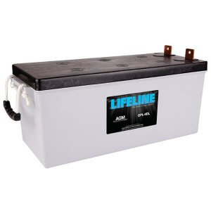 Lifeline GPL-4DL Deep Cycle Batterie - 12V 210Ah