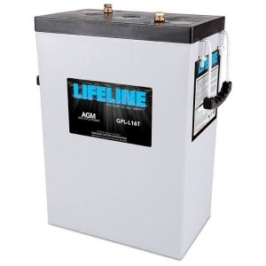 Lifeline GPL-L16T Deep Cycle Batterie - 6V 400Ah