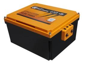 LIONTRON LiFePO4 12,8V 150Ah Lithium Batterie Untersitz