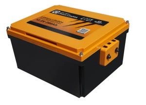LIONTRON LiFePO4 12,8V 200Ah Lithium Batterie Untersitz