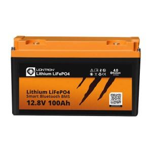 LIONTRON LiFePO4 12,8V 100Ah Lithium Batterie