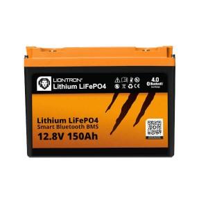 LIONTRON LiFePO4 12,8V 150Ah Lithium Batterie