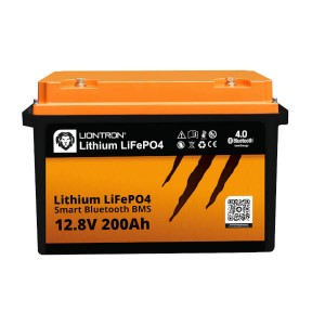 LIONTRON LiFePO4 12,8V 200Ah Lithium Batterie
