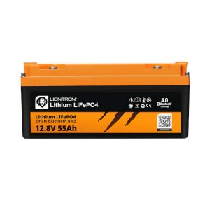 LIONTRON LiFePO4 12,8V 55Ah Lithium Batterie