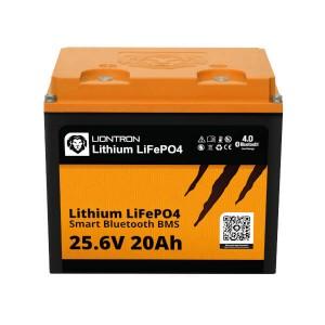 LIONTRON LiFePO4 25,6V 20Ah Lithium Batterie
