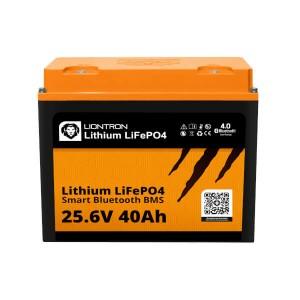 LIONTRON LiFePO4 25,6V 40Ah Lithium Batterie