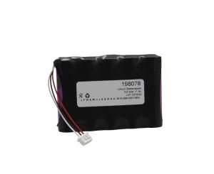 Lithium Batteriepack passend für Siemens S54370-Z11-A1, BAT3.6-10