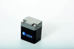 Lithium Powerbloc Starterbatterie - 13,2V / 3,3Ah