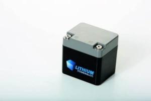 Lithium Powerbloc Starterbatterie - 13,2V / 5,5Ah