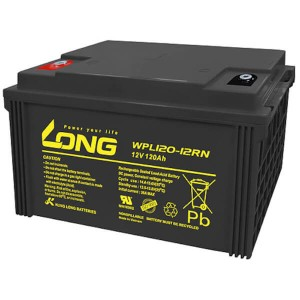 Kung Long WPL120-12RN 12V 120Ah Akku AGM Longlife