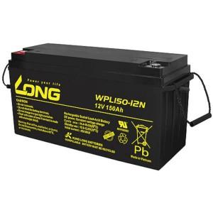 Kung Long WPL150-12N 12V 150Ah Akku AGM Longlife