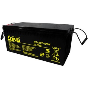 Kung Long WPL200-12BN 12V 200Ah Akku AGM Longlife
