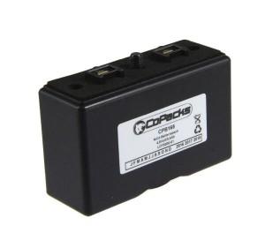 Funkgeräte Akku für Bosch HFE85/165, Ascom SE129/TSE129 4,8V / 0,6Ah