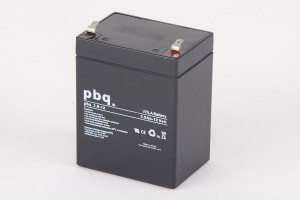pbq 2.9-12 AGM Bleiakku - 12V 2,9Ah Allzweckbatterie