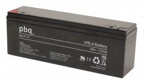 pbq 4-12 AGM Bleiakku - 12V 4Ah Allzweckbatterie