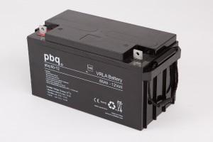 pbq 65-12 AGM Bleiakku - 12V 65Ah VdS Allzweckbatterie
