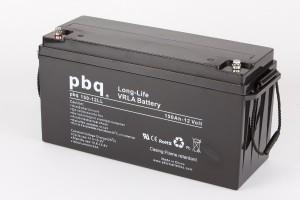 pbq L150-12 / 150-12LL AGM Bleiakku - 12V 150Ah Long Life-Batterie