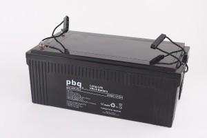 pbq L230-12 / 230-12LL AGM Bleiakku - 12V 230Ah Long Life-Batterie