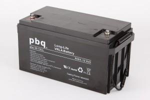 pbq L65-12 / 65-12LL AGM Bleiakku - 12V 65Ah Long Life-Batterie