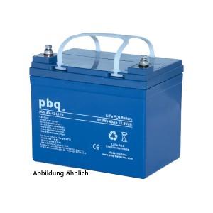 pbq LF20-24 LiFePO4 Batterie - 25,6V 20Ah Lithium-Ferrophosphat-Akku