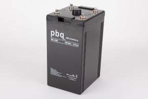 pbq SC-400 AGM Bleiakku - 2V 400Ah Single Cell Monoblock