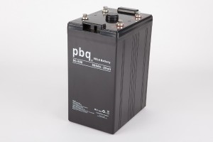 pbq SC-500 AGM Bleiakku - 2V 500Ah Single Cell Monoblock